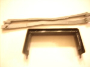 USED DIVIDER WITH NEW GASKET MATERIAL FOR EDGE 9M ULTRA 9000 BLINK
