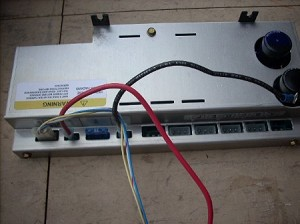 FEDERAL SIGNAL POWER SUPPLY - USED