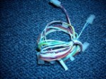 WHELEN LFL LED WIRE HARNESS - USED